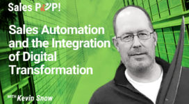 Sales Automation and The Integration of Digital Transformation (video)