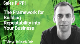 The Framework for Building Repeatability into Your Business (video)