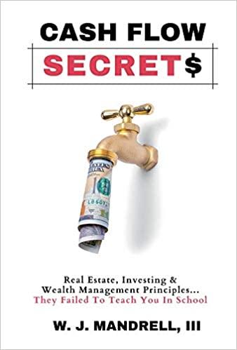 Cash Flow Secrets Cover