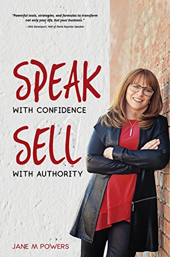 Speak With Confidence Sell With Authority Cover