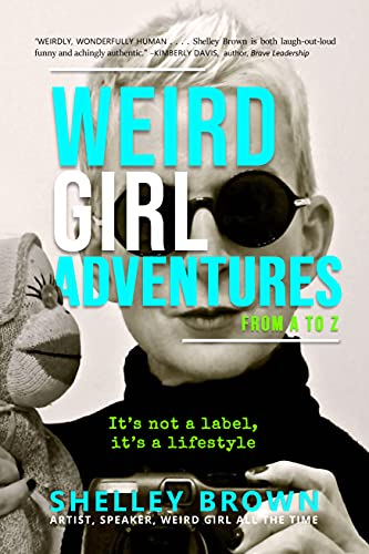 Weird Girl Adventures from A to Z Cover