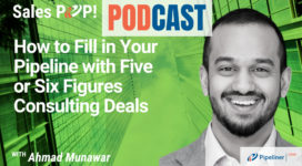 🎧 How to Fill in Your Pipeline with Five or Six Figures Consulting Deals