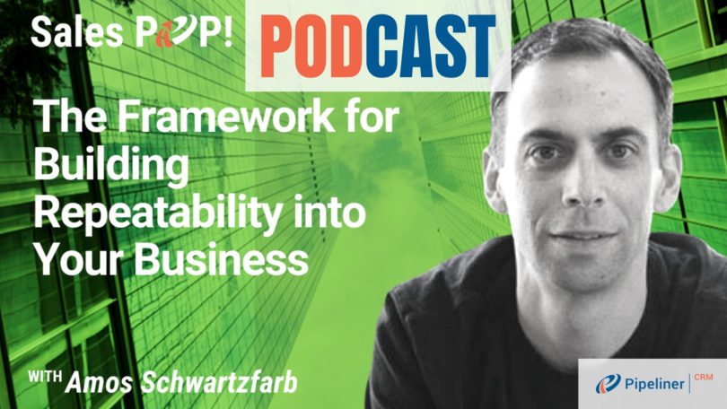 🎧  The Framework for Building Repeatability into Your Business