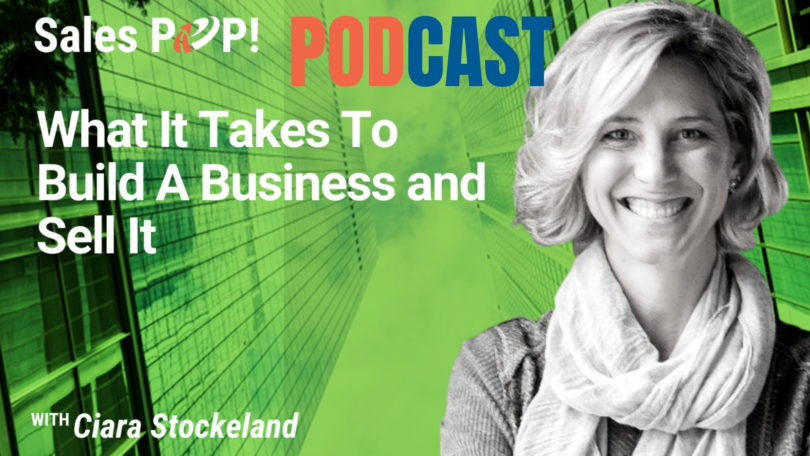🎧  What It Takes To Build A Business and Sell It