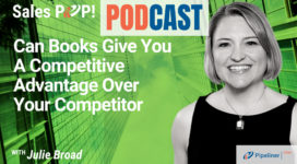 🎧 Can Books Give You A Competitive Advantage Over Your Competitor