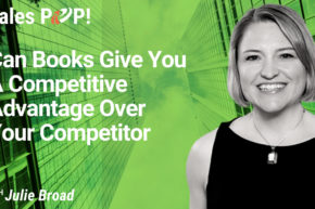 Can Books Give You A Competitive Advantage Over Your Competitor (video)