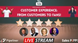 Turning Customers Into Fans! (REPLAY)