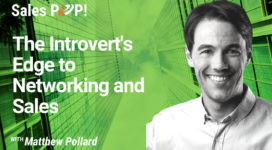 The Introvert's Edge to Networking and Sales (video)