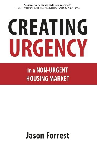 Creating Urgency in a Non-Urgent Housing Market Cover