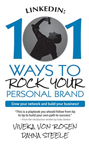 LinkedIn: 101 Ways To Rock Your Personal Brand Cover