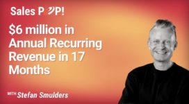 $6 million in Annual Recurring Revenue in 17 Months (video)