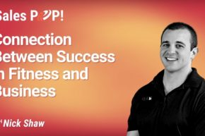 Connection Between Success in Fitness and Business (video)
