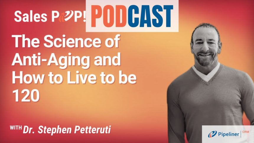🎧 The Science of Anti-Aging and How to Live to be 120