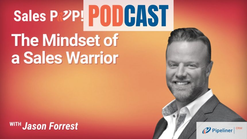 🎧 The Mindset of a Sales Warrior