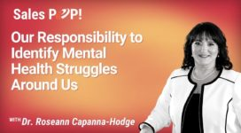 Our Responsibility to Identify Mental Health Struggles Around Us (video)