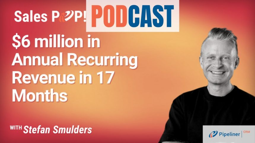🎧  $6 million in Annual Recurring Revenue in 17 Months