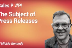 The Subject of Press Releases (video)