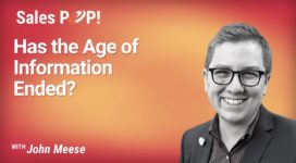 Has the Age of Information Ended? (video)