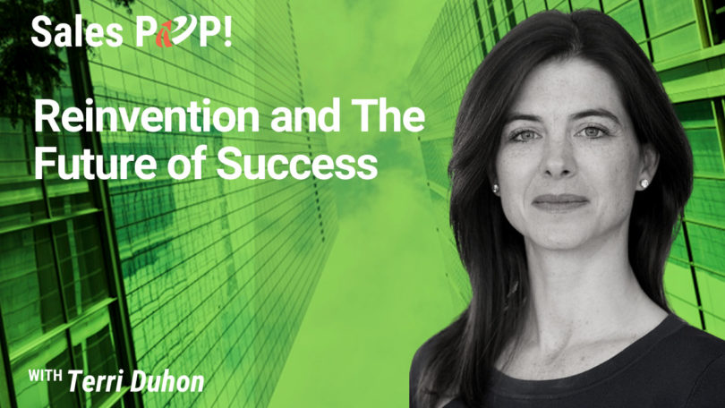 Reinvention and The Future of Success (video)
