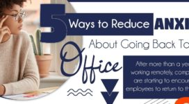 5 Ways to Reduce Anxiety About Going Back to the Office