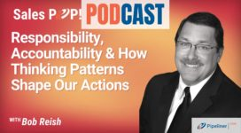 🎧  Responsibility, Accountability & How Thinking Patterns Shape Our Actions