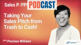🎧  Taking Your Sales Pitch from Trash to Cash!