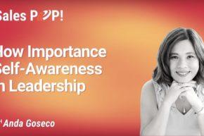 How Importance Self-Awareness In Leadership (video)