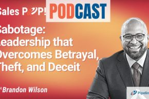 🎧  Sabotage: Leadership that Overcomes Betrayal, Theft, and Deceit