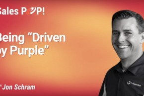 """Being """"Driven by Purple"""" (video)"""