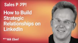How to Build Strategic Relationships on LinkedIn (video)