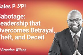 Sabotage: Leadership that Overcomes Betrayal, Theft, and Deceit (video)